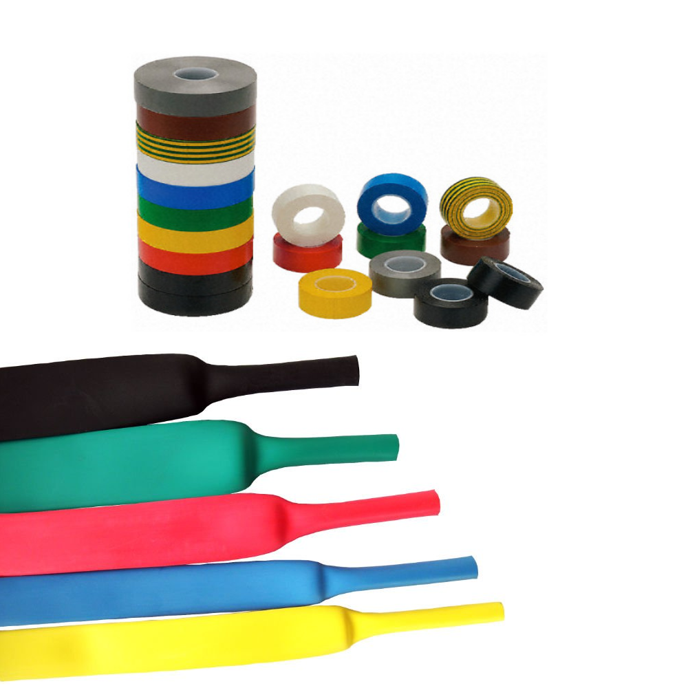 Insulation tapes and tubes