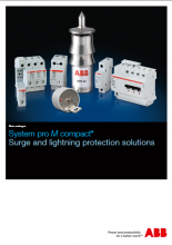 Lightning protection systems Pro M compact ABB